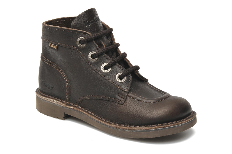 niñas zapatos Kickers