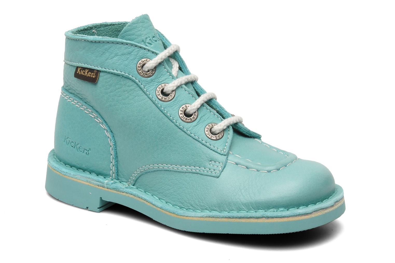 zapatos niño Kickers