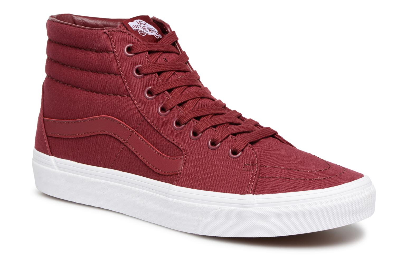 Sneakers Vans Bordeaux
