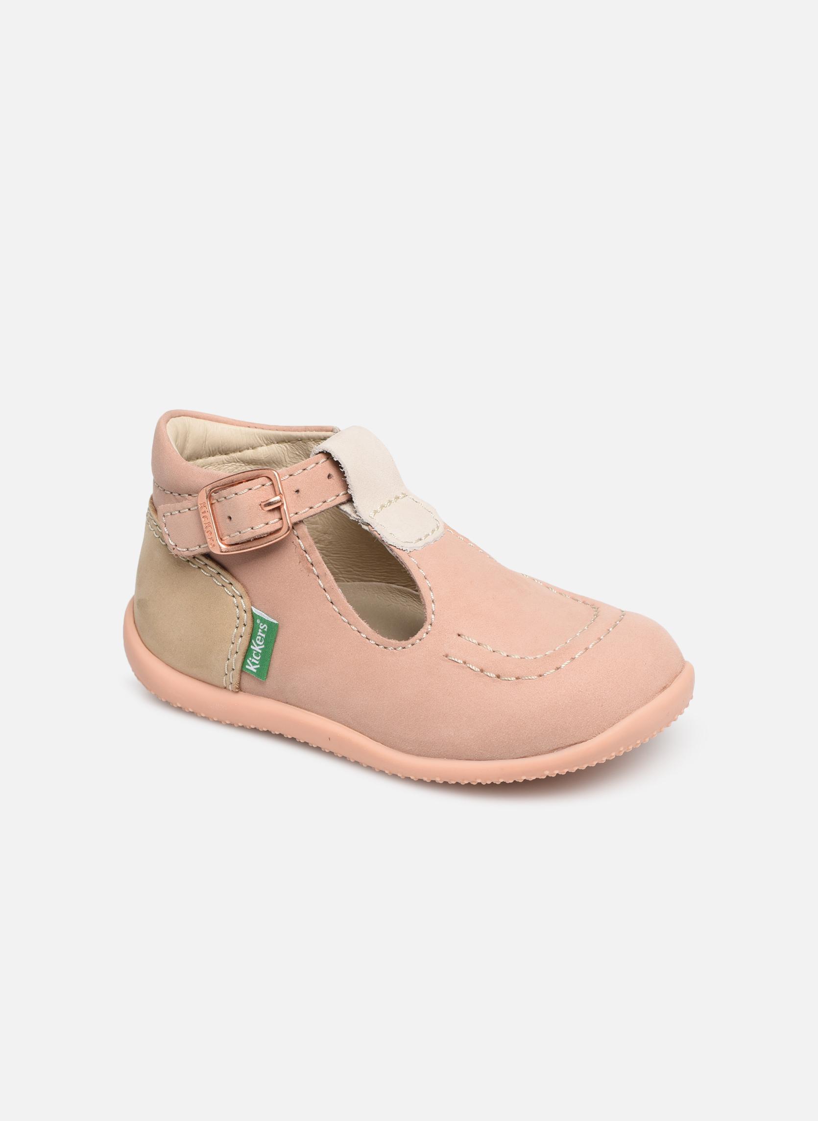 Zomerlaarsjes Kickers Roze