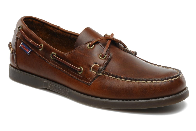 Chaussures à lacets Sebago Marron