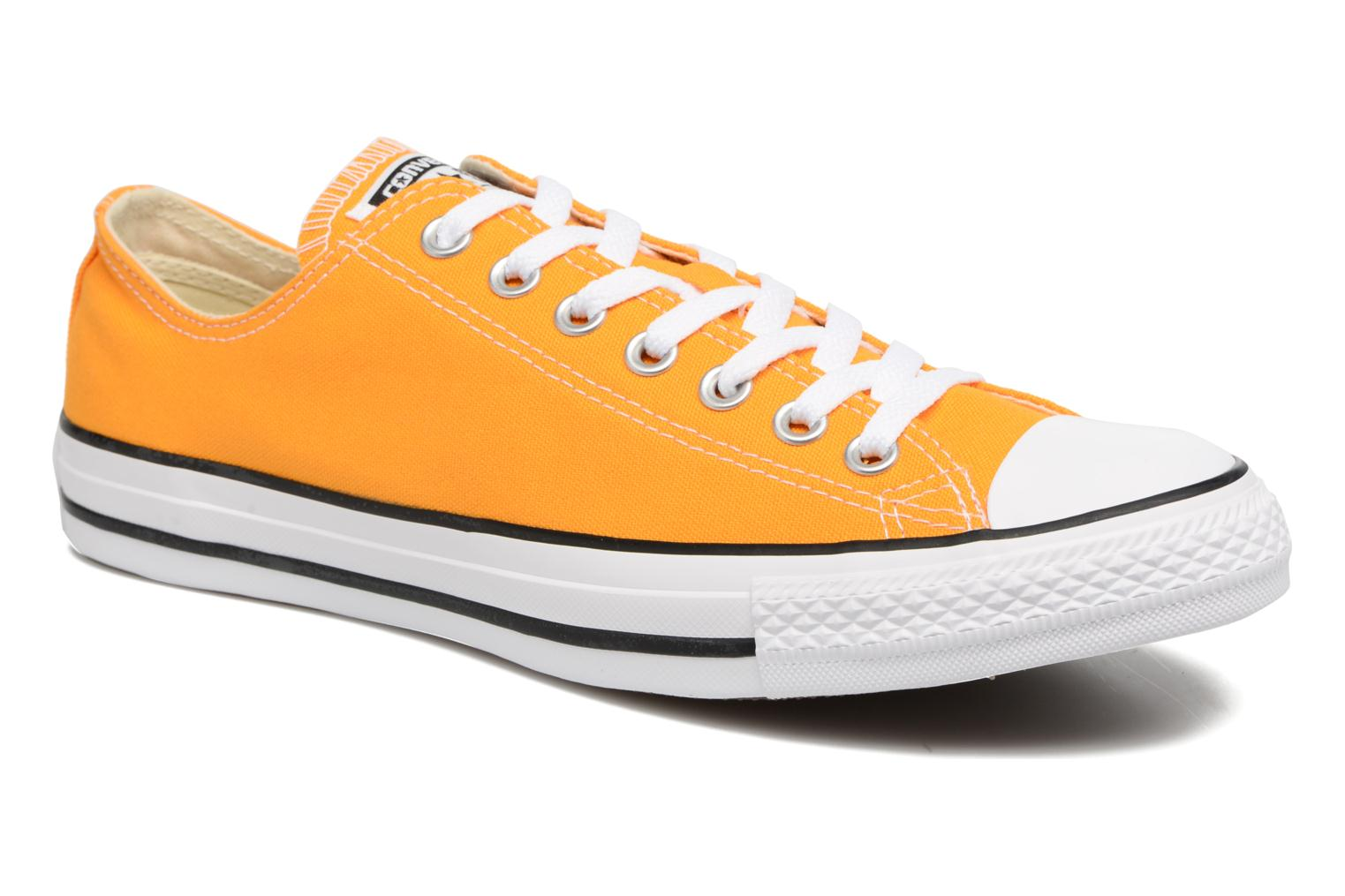 Converse Zapatillas Chuck Taylor All Star Amarillo EUR 42 (US 8.5) WZgfy9GXiE