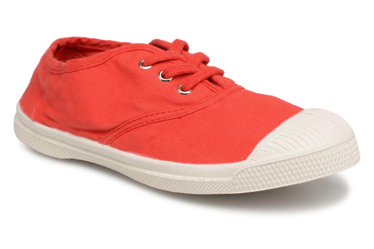 Sneakers Bensimon Rood