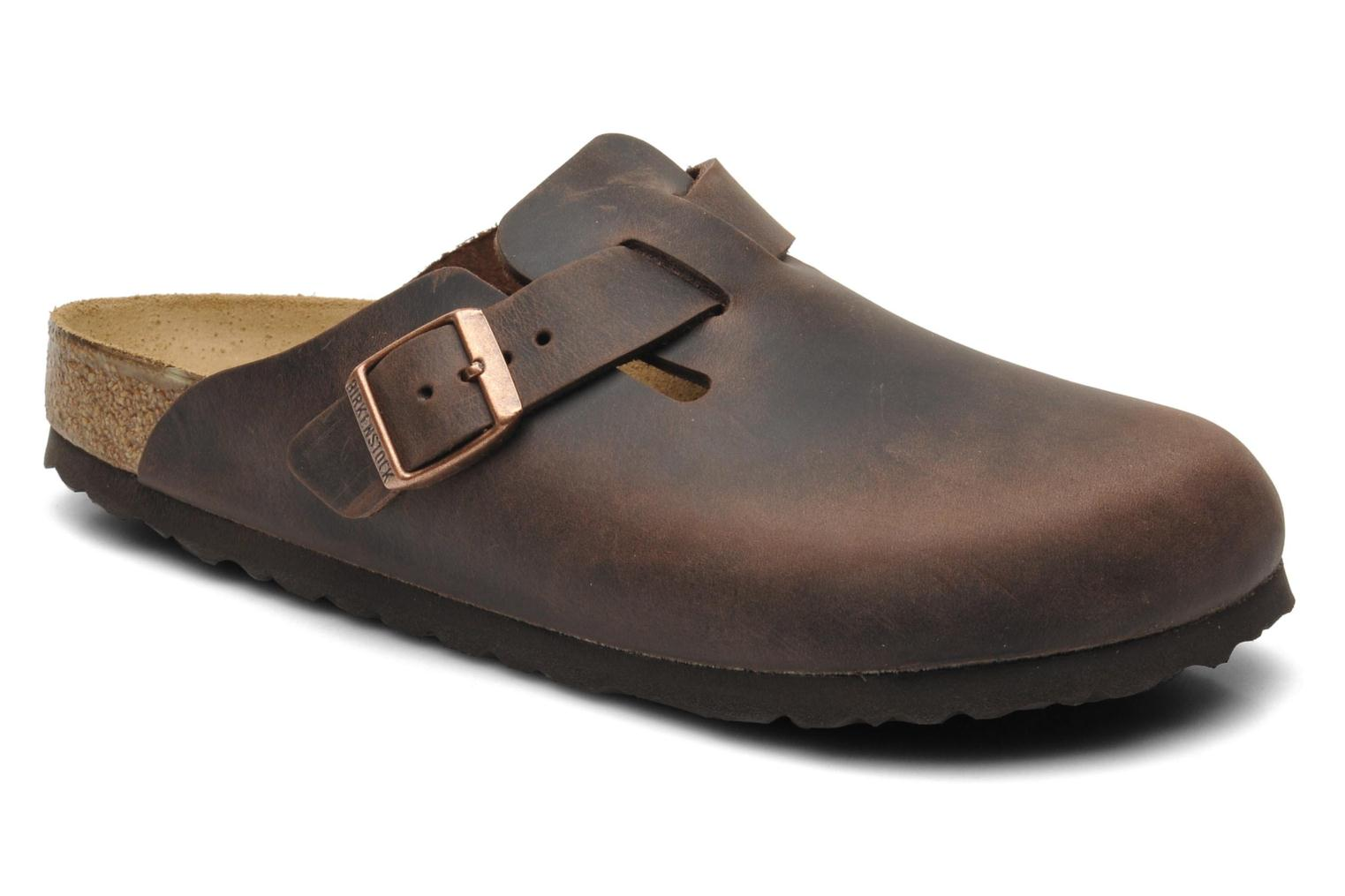 Boston Cuir W par Birkenstock