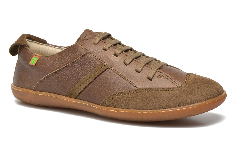 Sneakers El Naturalista Bruin