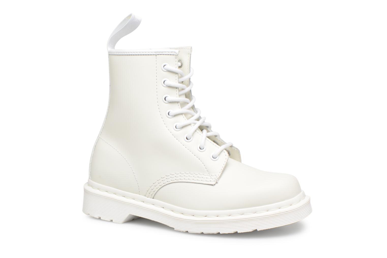 Boots en enkellaarsjes Dr. Martens Wit