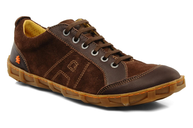 Sneakers Art Bruin