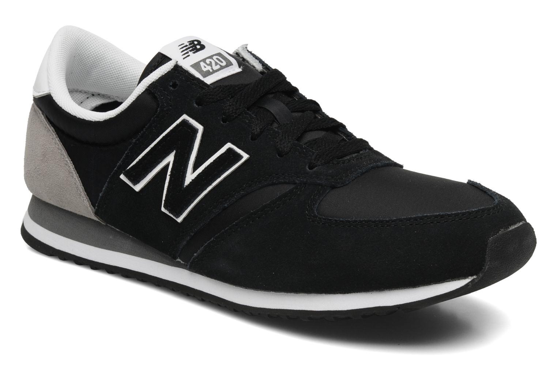 new balance 420 gris et noir