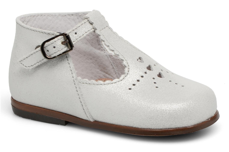 Boots en enkellaarsjes Little Mary Zilver