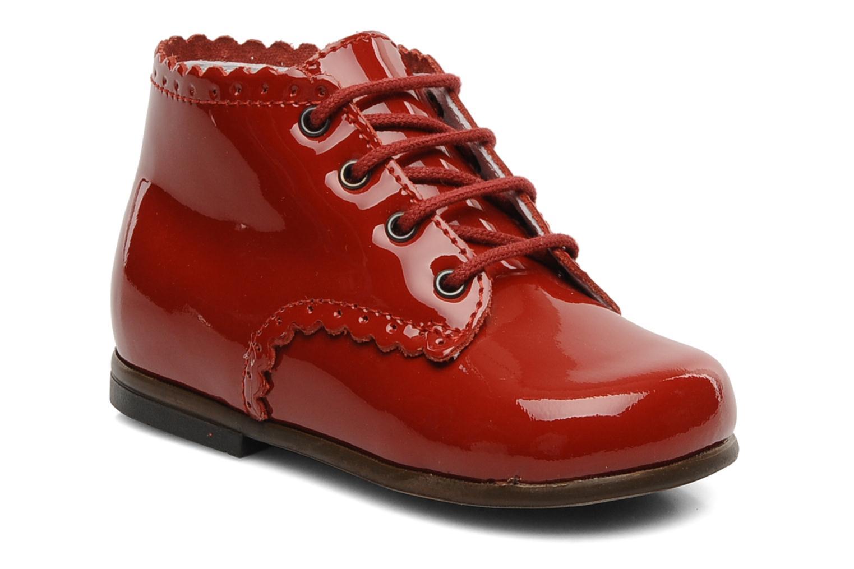 Boots en enkellaarsjes Little Mary Rood