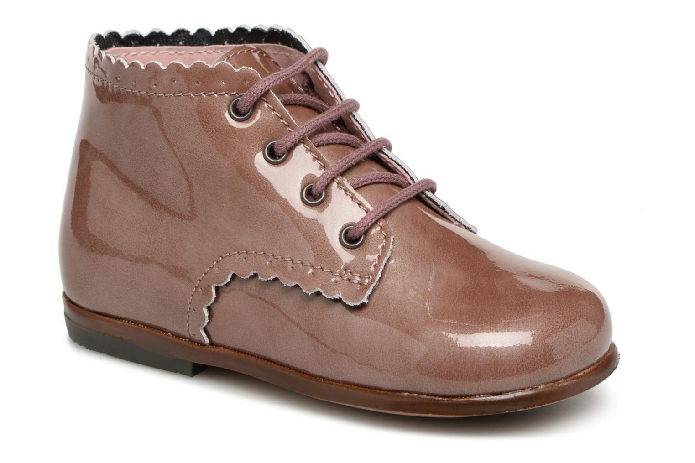 Boots en enkellaarsjes Little Mary Roze