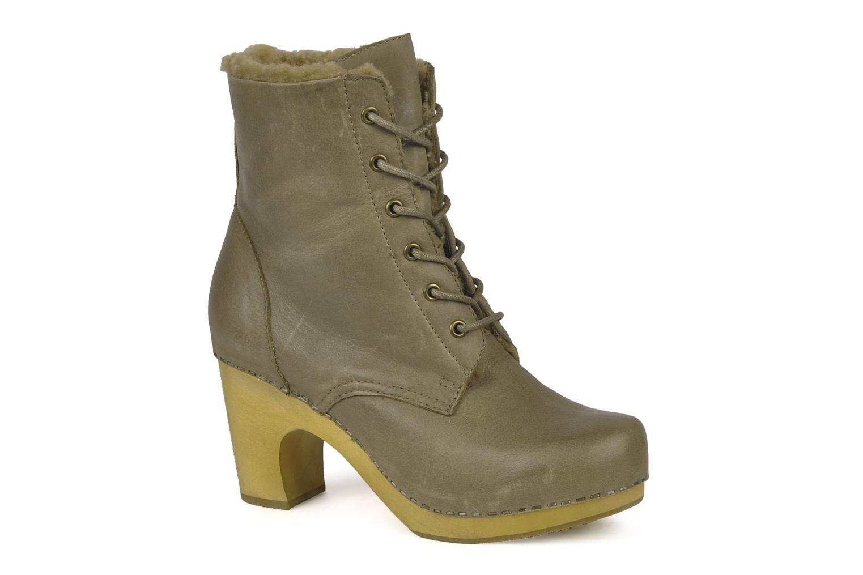 Boots en enkellaarsjes Jeffrey Campbell Groen