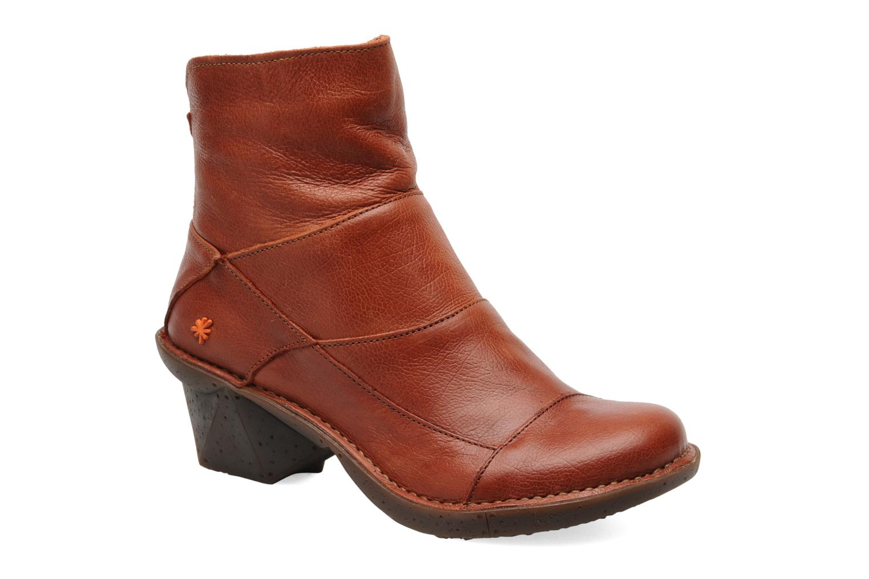 Boots en enkellaarsjes Art Oranje