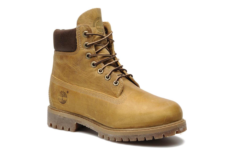 6 inch premium boot - Stiefeletten & Boots für Herren / beige