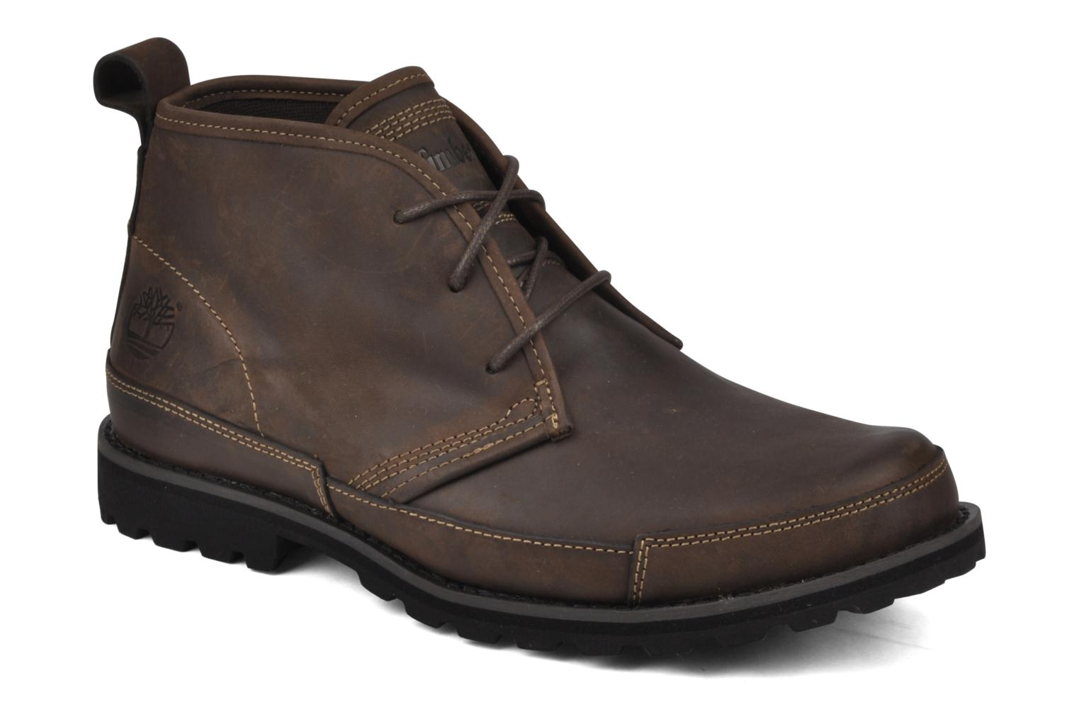 Earthkeepers Barentsburg Leather Chukka