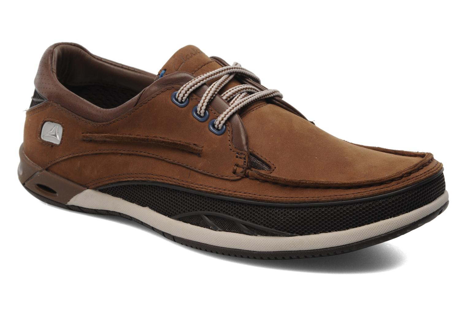 Orson lace by clarks.