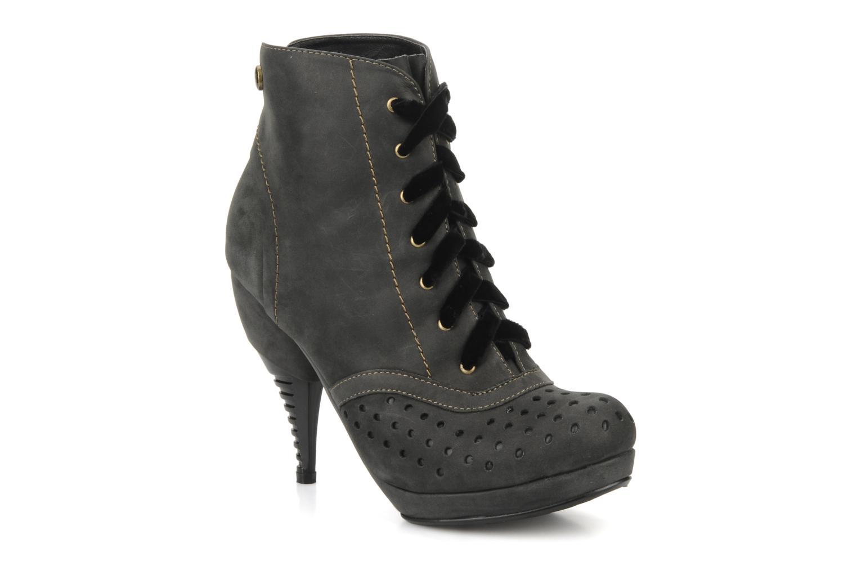 Boots en enkellaarsjes Feud Zwart