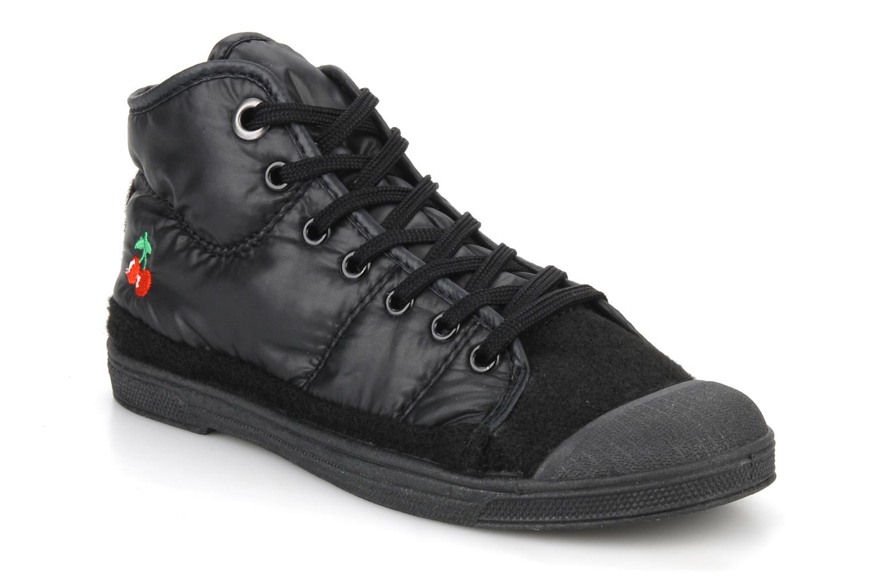 Sneakers Le temps des cerises Zwart