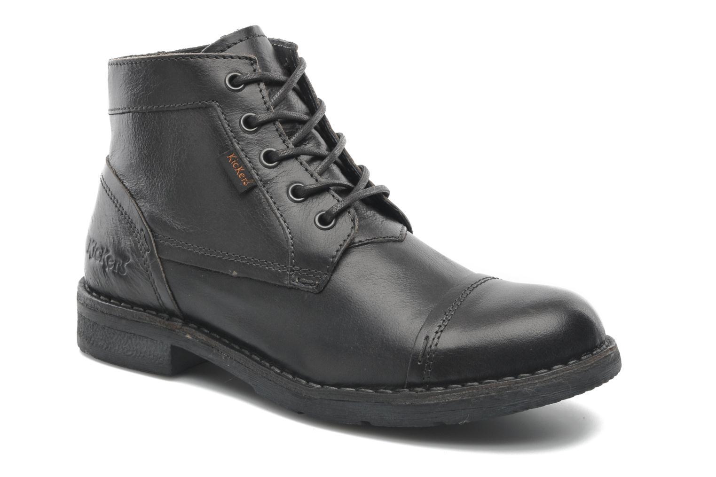 Boots en enkellaarsjes Banko by Kickers