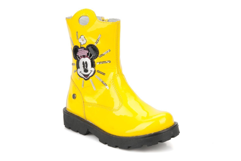Boots en enkellaarsjes Disney by Naturino Geel