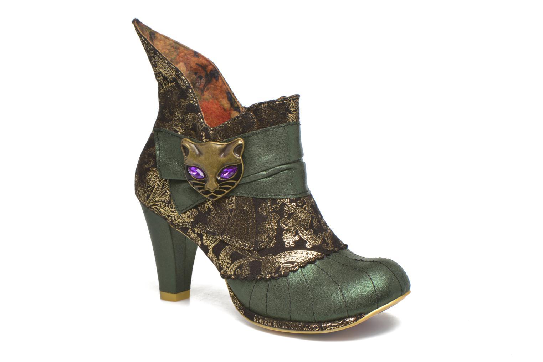Boots en enkellaarsjes Irregular Choice Groen