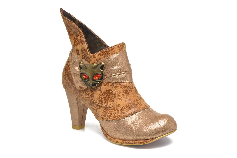 Boots en enkellaarsjes Irregular Choice Beige