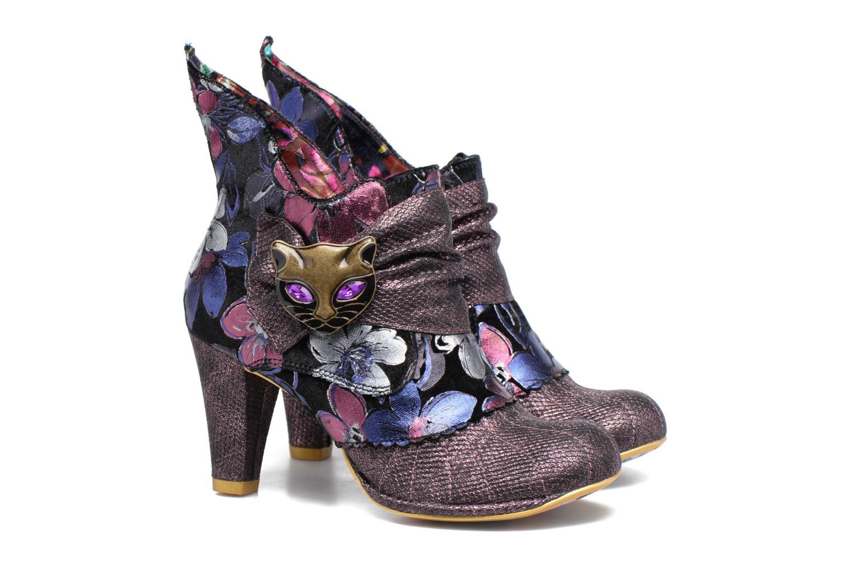 Boots en enkellaarsjes Irregular Choice Paars