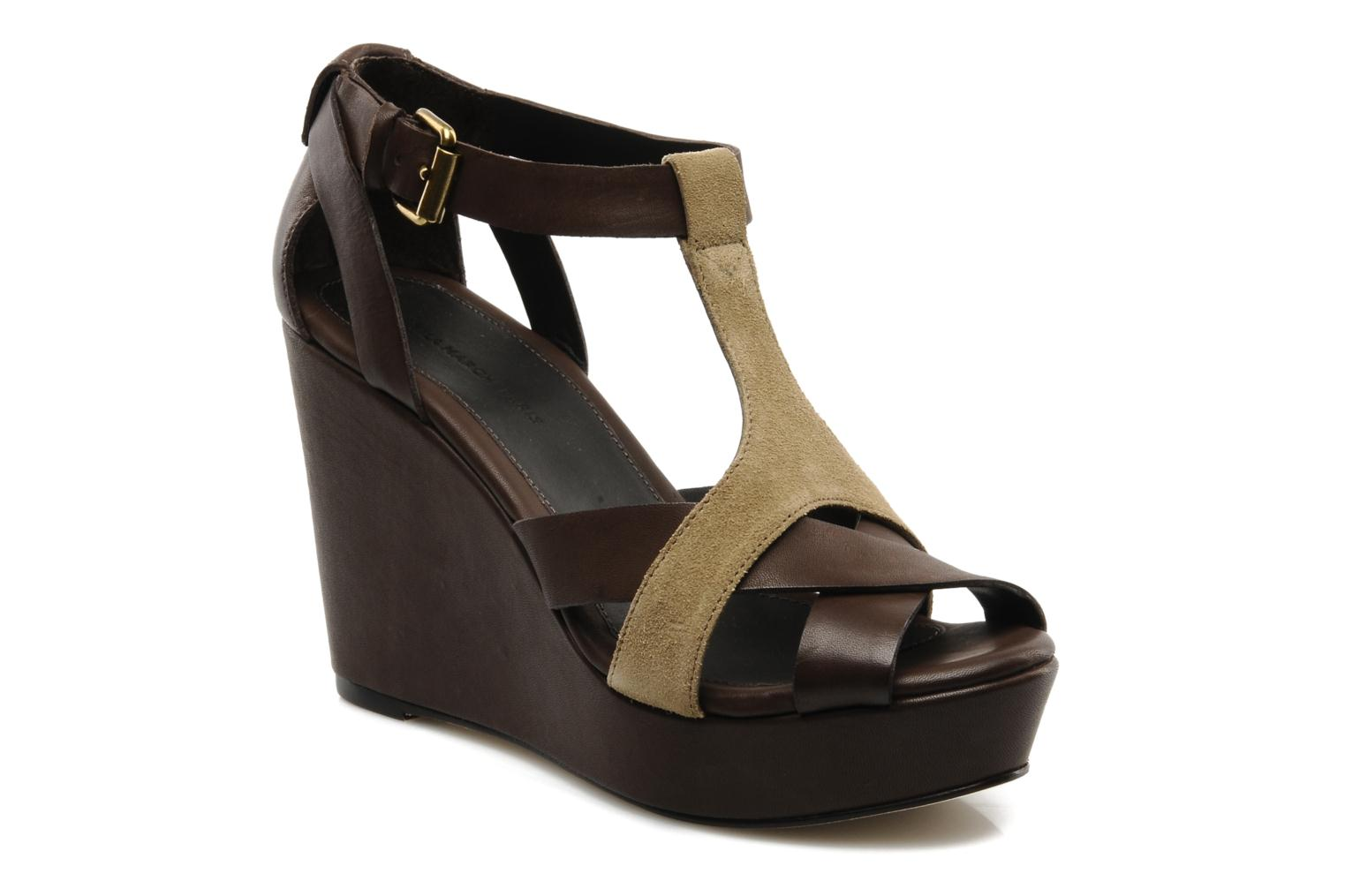 Wedge sandal eiffel