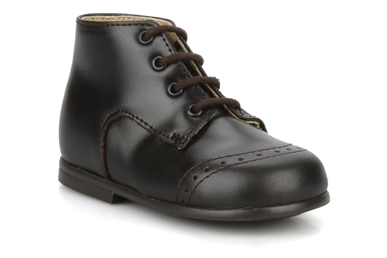 Boots en enkellaarsjes Rose & Martin Bruin