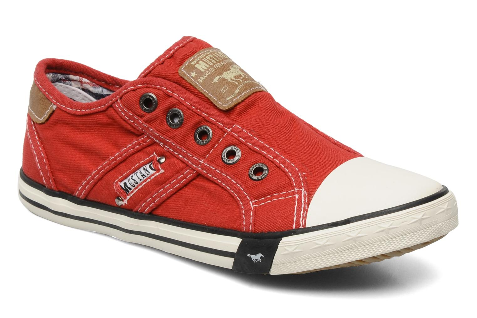 Sneakers Mustang shoes Rood