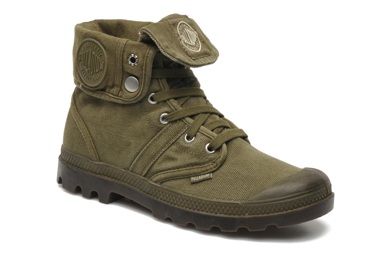 Sneakers Palladium Groen