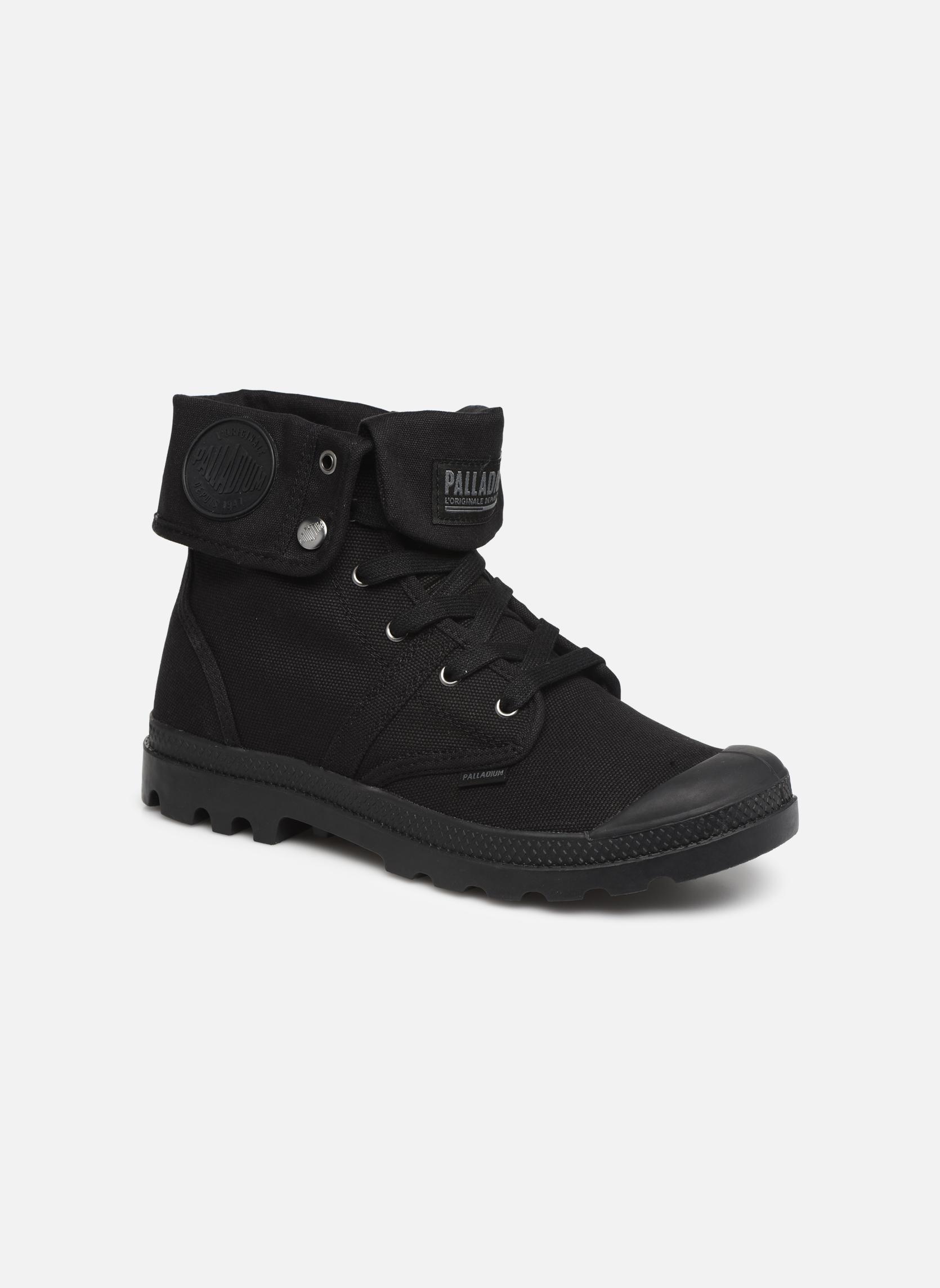 Sneakers Palladium Zwart