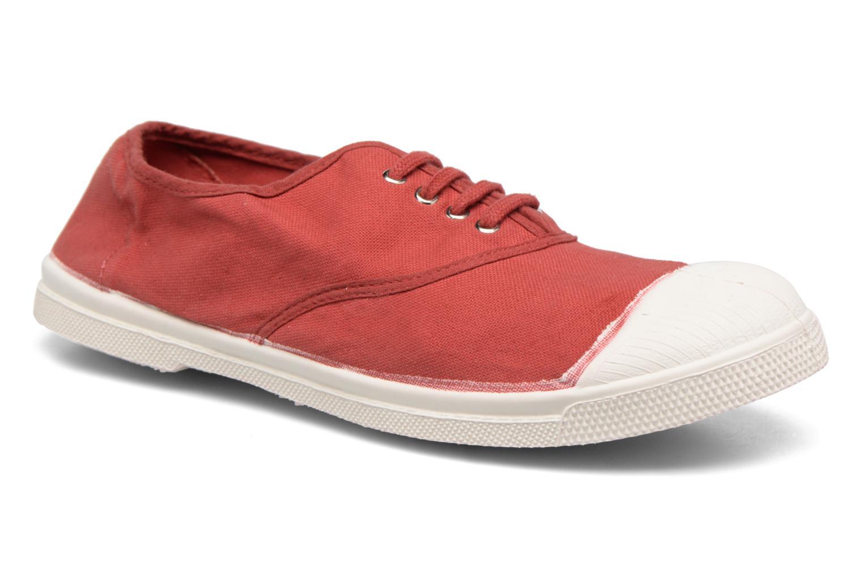 Sneakers Bensimon Rood