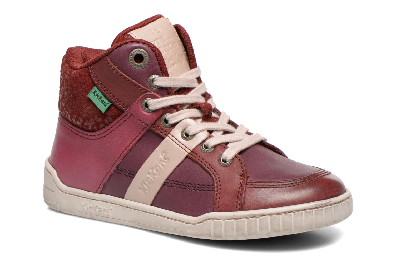 Sneakers Kickers Bordeaux