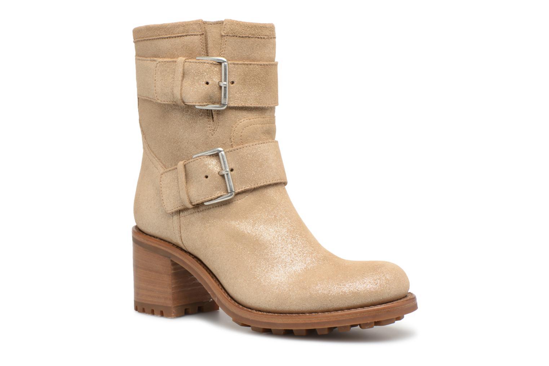 Boots en enkellaarsjes Free Lance Beige