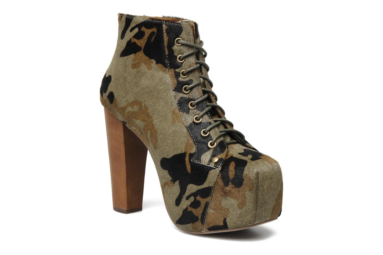 Boots en enkellaarsjes Lita-Fur by Jeffrey Campbell