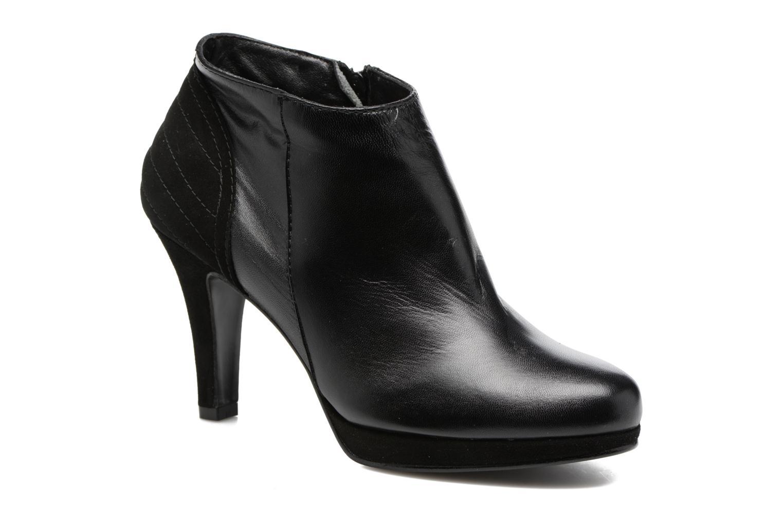 Boots en enkellaarsjes Anna Volodia Zwart