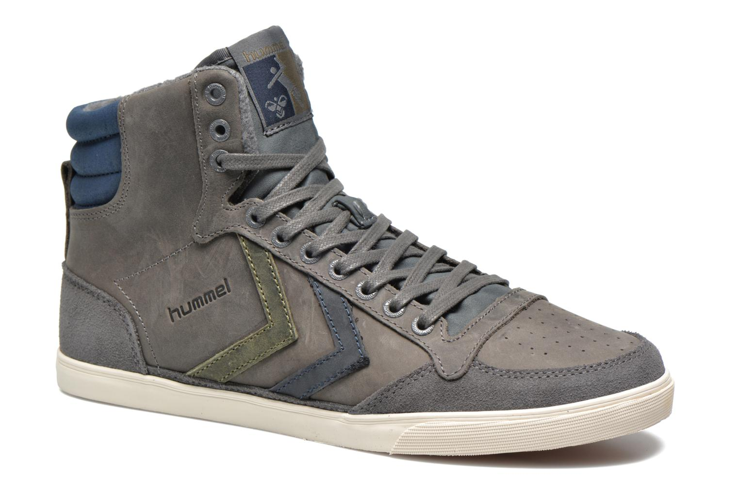 Sneakers Ten Star Oiled High by Hummel