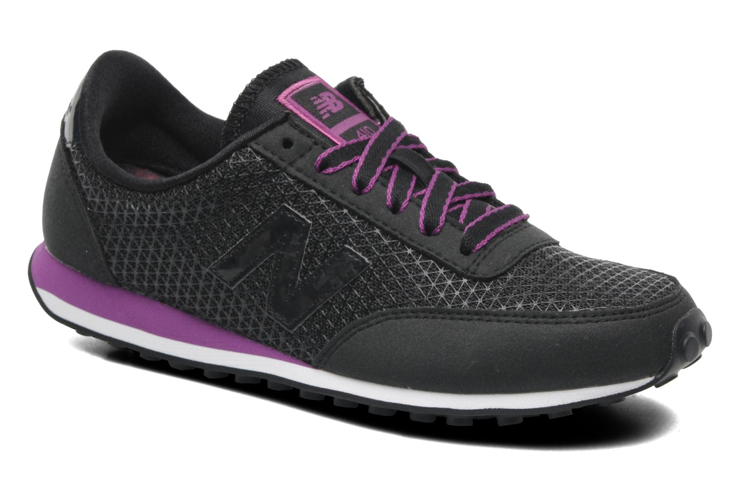 new balance ul410 sneaker f r damen schwarz marke new balance. Black Bedroom Furniture Sets. Home Design Ideas