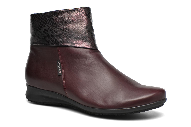 Boots en enkellaarsjes Mephisto Bordeaux