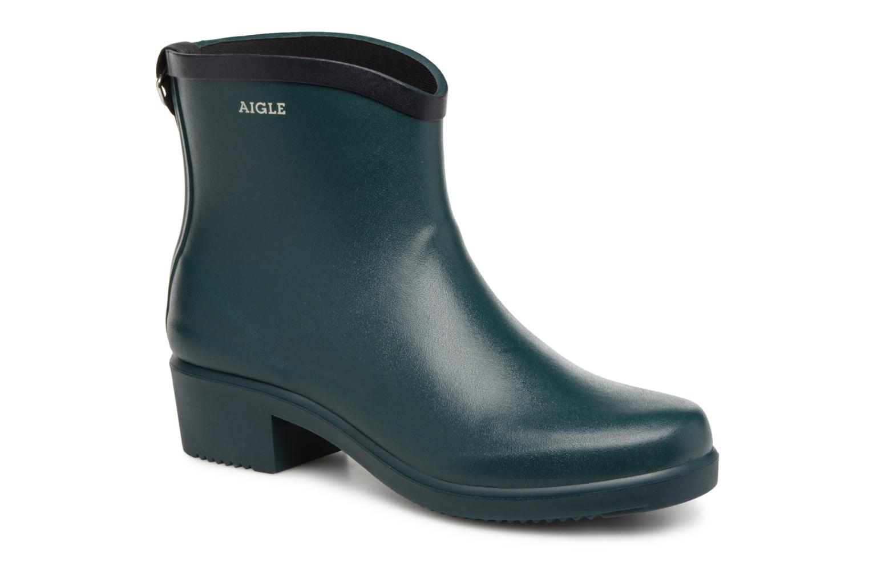 Boots en enkellaarsjes Aigle Groen