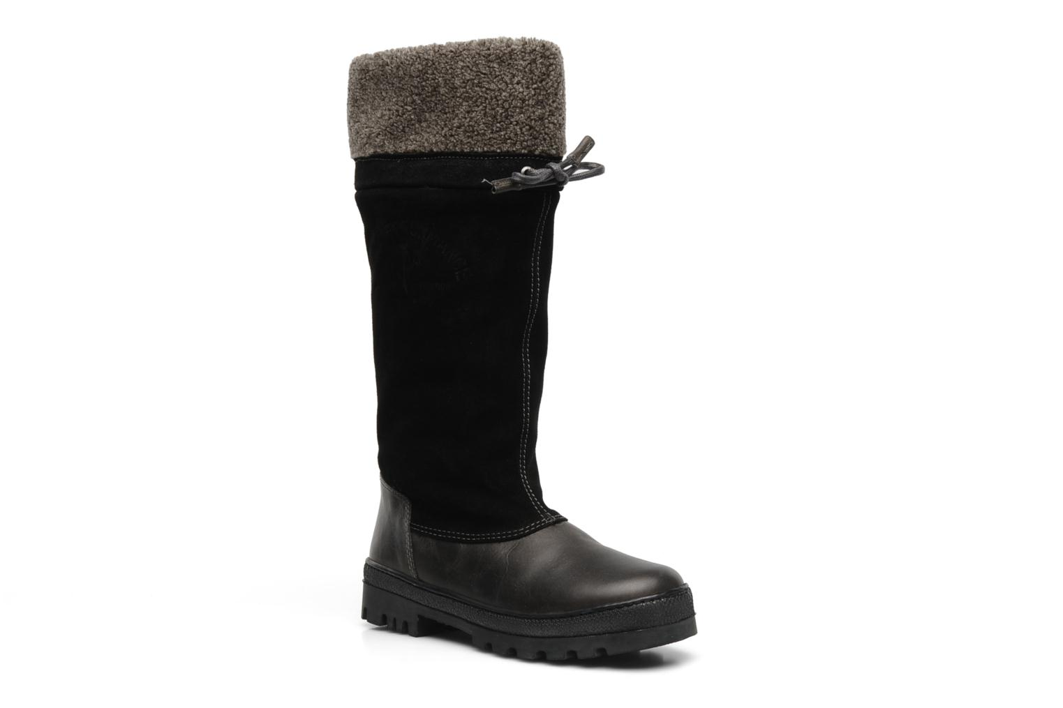 York collar boot