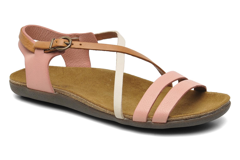 kickers atomium sandalen f r damen rosa marke kickers. Black Bedroom Furniture Sets. Home Design Ideas