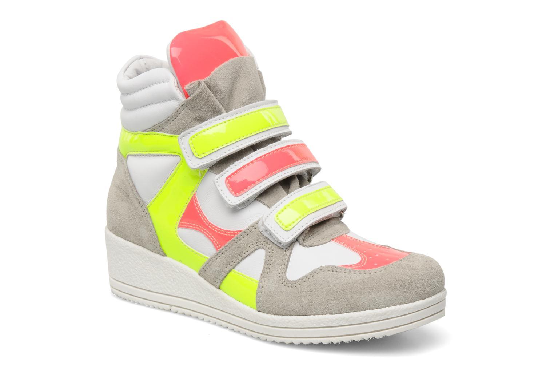 Sneakers Ninette en fleurs Multicolor
