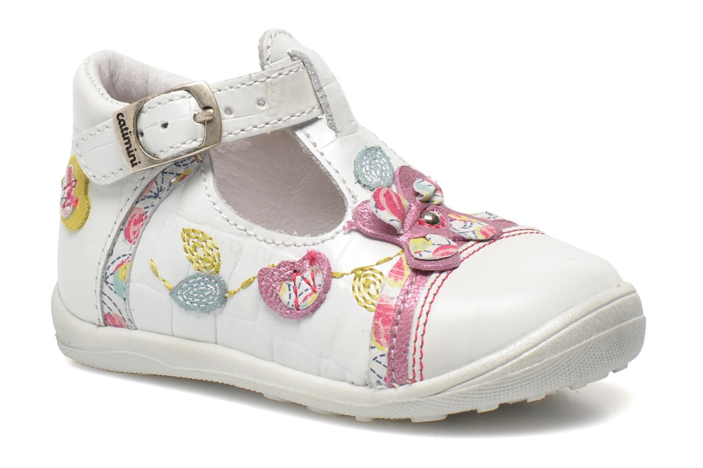 Boots en enkellaarsjes Catimini Wit
