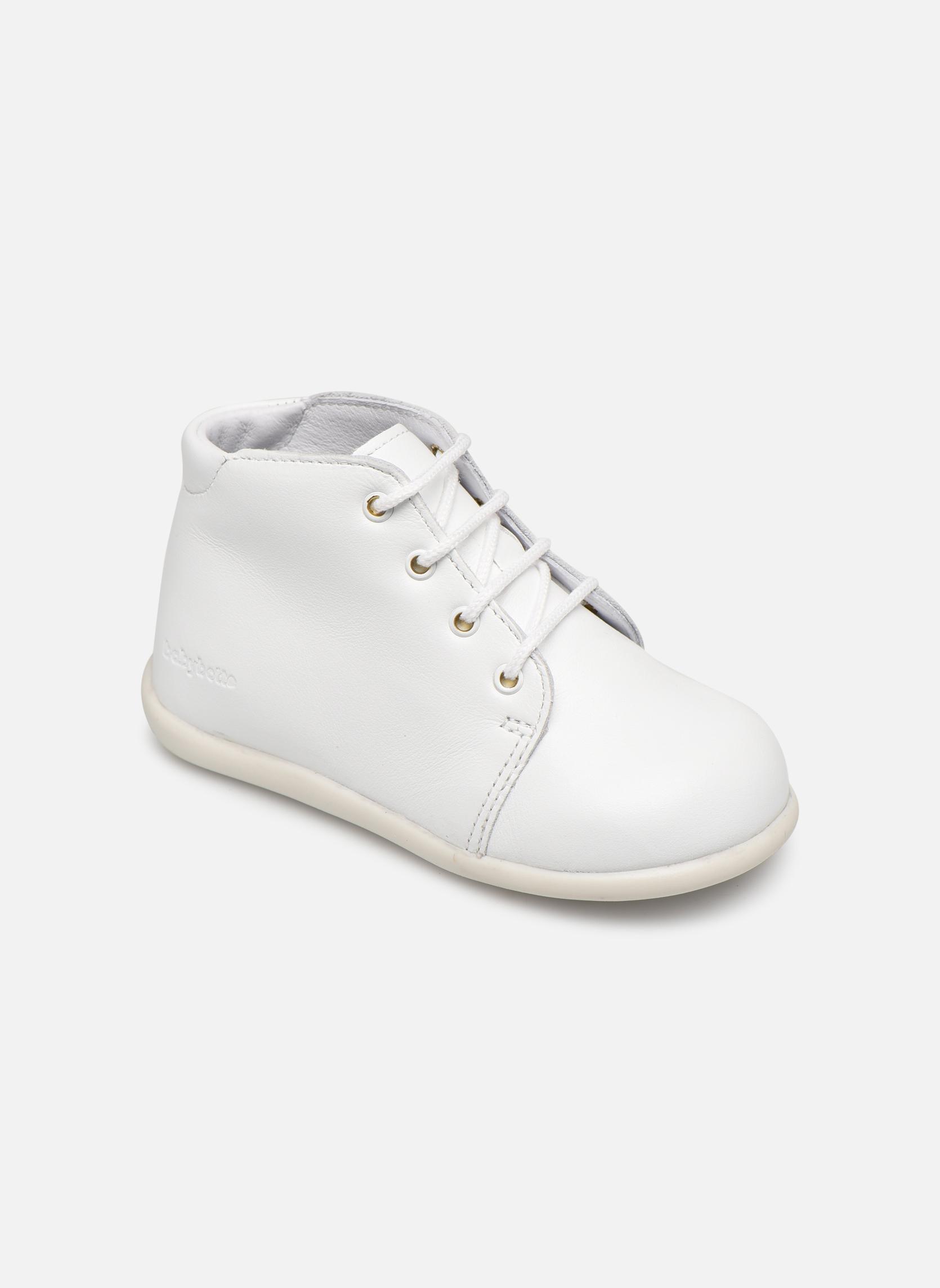 Boots en enkellaarsjes Babybotte Wit
