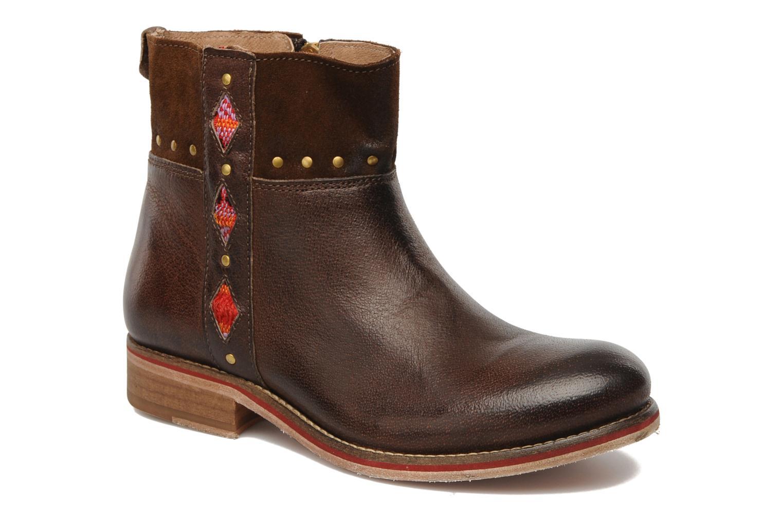 Boots en enkellaarsjes Noor by Koah