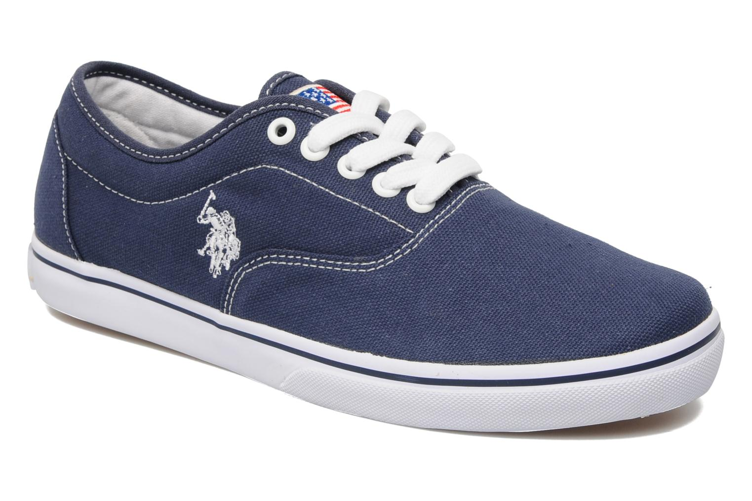 Sneakers Dominic canvas by U.S Polo Assn.