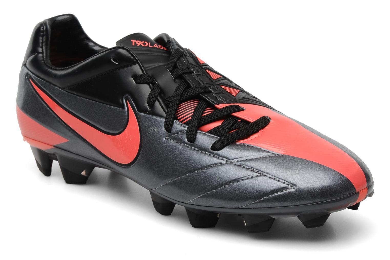 Nike - T90 Laser IV FG - Sportschuhe für Herren / grau