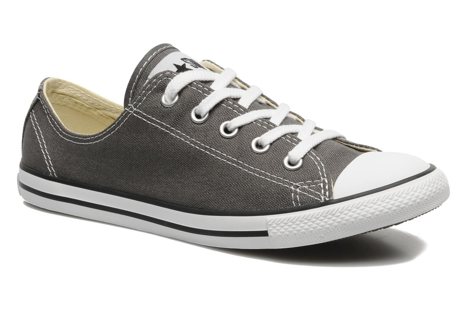 All Star Dainty Canvas Ox W by ConverseRebajas - 10%